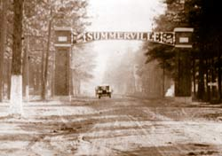 Summerville - historic welcome